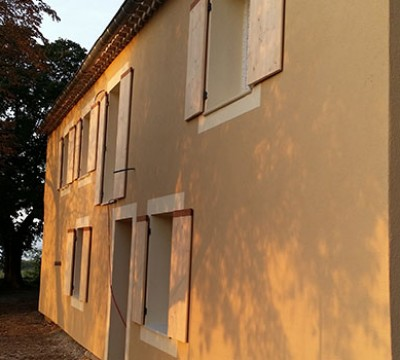Villa à St Maurice/Eygues