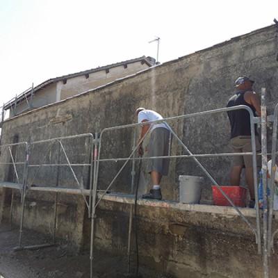 Entreprise sp cialis e nettoyage des fa ades toitures goutti res avignon vaucluse 84 - Nettoyage des facades de maison ...