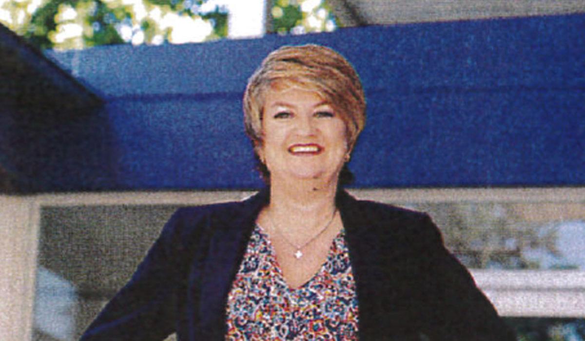 Anne Benedetti, codirigeante de Benedetti SA.